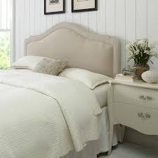 reese king upholstered headboard linen