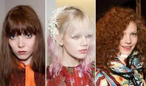 invierno 2016 color de pelo rojo de tendencia cabello 8 tendencias de color y corte para el otoño invierno 2015