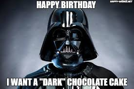 Star Wars Funny Meme - best star wars funny happy birthday meme happy wishes