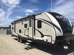 2018 crossroads sunset trail super lite 289qb travel trailer