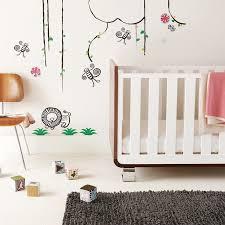 funky room decorating ideas wall decals for nursery room nursery