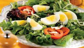 Garden Salad Ideas Mixed Greens Salad Recipes Egg