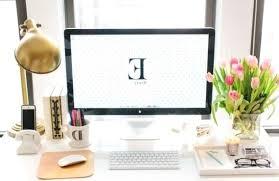 Design Desk Accessories Kate Spade Office Furniture Glam Decor Spade Office Design