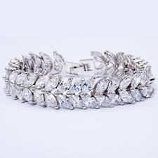white topaz bracelet images Bracelets riva jewellery jpg