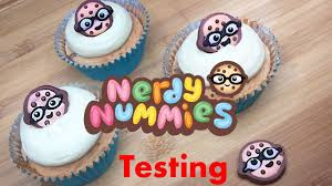 testing nerdy nummies chocolate chip cookie cupcakes rosanna