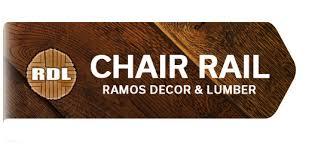 Pine Chair Rail - chair rails moulding u0026 millwork