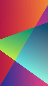 colorful wallpaper ios 7 colorful triangles ios7 style iphone 5 wallpaper hd free download