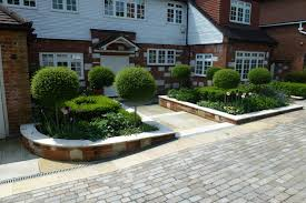 Garden Driveway Ideas Driveway Garden Design Scribble Garden Front Yard
