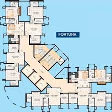 1325 sq ft 3 bhk 3t apartment for sale in hiranandani developers