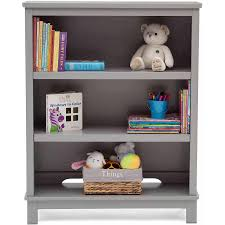24 Inch Wide White Bookcase by Kids U0027 Bookcases Walmart Com