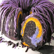 Halloween Cakes Easy To Make by Halloween Bundt Cake Easybaked