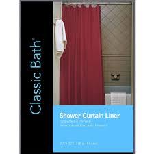 Burgundy Shower Curtain Liner Wholesale Burgundy Shower Curtain Liner Sku 2289160 Dollardays