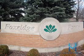 Fox Ridge Homes Floor Plans by Foxridge Farms Subdivision In Bolingbrook Illinois Homes For