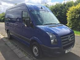 volkswagen crafter 2010 2010 volkswagen crafter 2 5 tdi 108 blue high roof medium