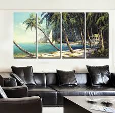 compare prices on beach wall paintings online shopping buy low