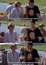 Happy Gilmore Meme - happy gilmore hockey meme golf sandpoint elks