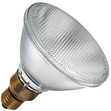 150 Watt Incandescent Flood Light Bulbs 150par Cvg Bulb 150w 120v Par38 Halogen Flood Saf T Gard Coated