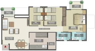 1012 sq ft 2 bhk 2t apartment for sale in tata value homes inora