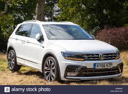 volkswagen suv white white vw tiguan stock photos u0026 white vw tiguan stock images alamy