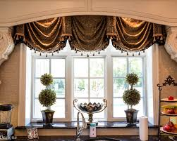 Contemporary Valance Curtains Contemporary Valances For Kitchen Windows Cabinet Hardware Room