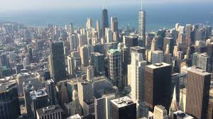 willis tower chicago skydeck on willis tower chicago illinois august 3 2017 youtube