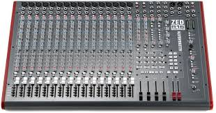 Best Small Mixing Desk Live Sound Equipment Gear For Live Performance Gearank