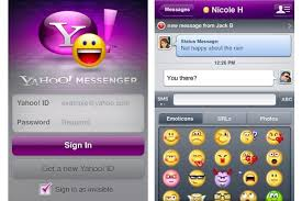 yahoo apps for android yahoo messenger for ios appsread android app reviews iphone