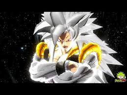 dragon ball xenoverse super saiyan 5 gogeta hd