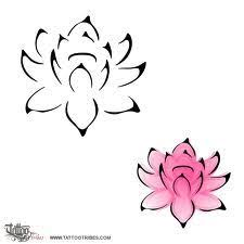 oltre 25 fantastiche idee su simple lotus tattoo su pinterest