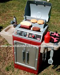 Backyard Grill Bbq by Little Tikes Backyard Barbeque Get Out U0027n U0027 Grill Review And