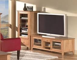 tv stands and cabinets napa flat panel tv stand and audio cabinet with glass doors home