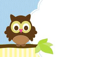 Blank Invitation Cards Templates Free Owl Party Printables For Boy Parties One Charming Day