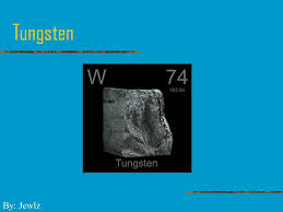 Tungsten Periodic Table Tungsten By Jewlz Tungsten Atomic Symbol Is W Atomic Number Is