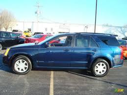 cadillac xts 2005 car picker blue cadillac srx