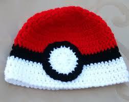Pokeball Halloween Costume Pokemon Hat Etsy