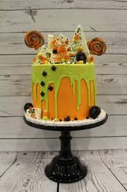 looking for a cute halloween cake decorating idea how about this