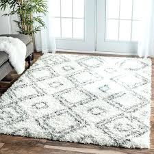 Berber Area Rug White Berber Area Rug Tapinfluence Co