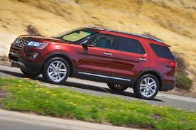 suv ford explorer 2016 ford explorer review lowrider