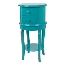 teal accent table elegant teal accent table rosie accent table teal lacquer coastal