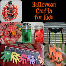 Halloween Crafts For Kindergarten Halloween Craft Ideas For Kids Ye Craft Ideas