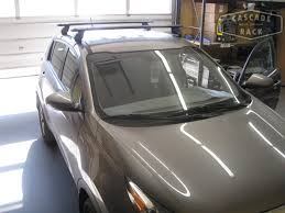2013 Kia Sportage Roof Rack by Cascade Rack Base Rack Installation 2014 Kia Sportage Rhino