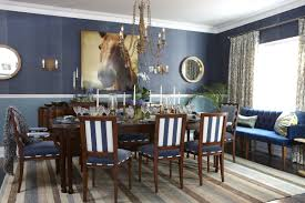 awesome blue dining room images home design ideas
