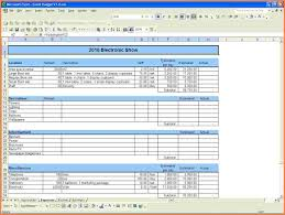 Personal Finance Spreadsheet 10 Event Budget Spreadsheet Template Excel Spreadsheets Group