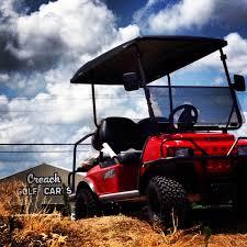 creach golf carts