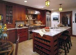 Arts And Crafts Cabinet Doors Arts And Crafts Kitchen Island Best Craftsman Style Kitchens
