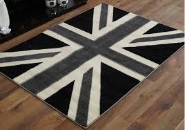 union jack rug grey rugs ideas