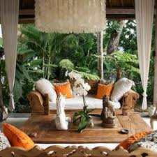 Tropical Garden Decor In Lily Jean Bali My Style Pinterest