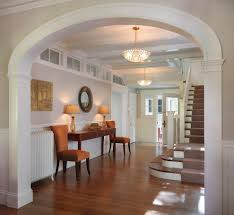 Ideas Design For Arched Window Mirror Arched Window Mirror Entry Traditional With Wood Beams Gracious
