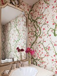 cherry blossom wallpaper houzz