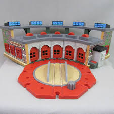 Tidmouth Sheds Trackmaster Ebay by Thomas The Train Wooden Railway Tidmouth Shed Engine Roundhouse